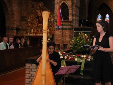 Kathelijn van Dongen - Dodenherdenking 2015